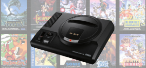 Megadrive Mini : une quarantaine de jeux au catalogue